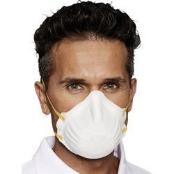 Respirátor proti jemnému prachu EKASTU Sekur 414 210 , 20 ks
