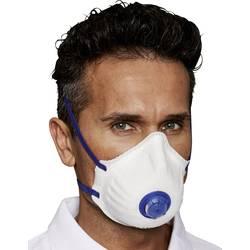 Respirátor proti jemnému prachu, s ventilem EKASTU Sekur 414 214 , 12 ks