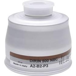 Kombinovaný filtr pro použití ve více oblastech Dirin 500 A2 B2 - P3R D NBC EKASTU Sekur DIRIN 500 422 609 1 ks