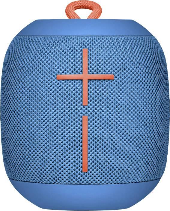 Bluetooth® reproduktor UE ultimate ears Wonderboom odolná/ý striekajúcej vode, modrá