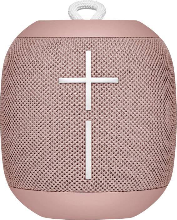 Bluetooth® reproduktor UE ultimate ears Wonderboom odolná/ý striekajúcej vode, ružová