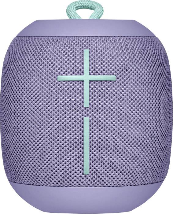 Bluetooth® reproduktor UE ultimate ears Wonderboom odolná/ý striekajúcej vode, purpurová