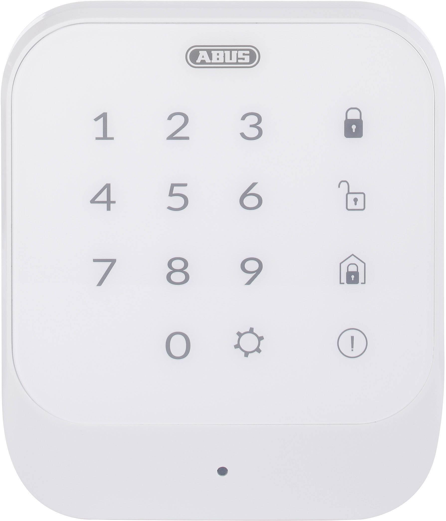 Rozšíření bezdrátového alarmu, bezdrátová obslužná část s RFID čtečkou ABUS Smartvest, ABUS Smart Security World FUBE35011A
