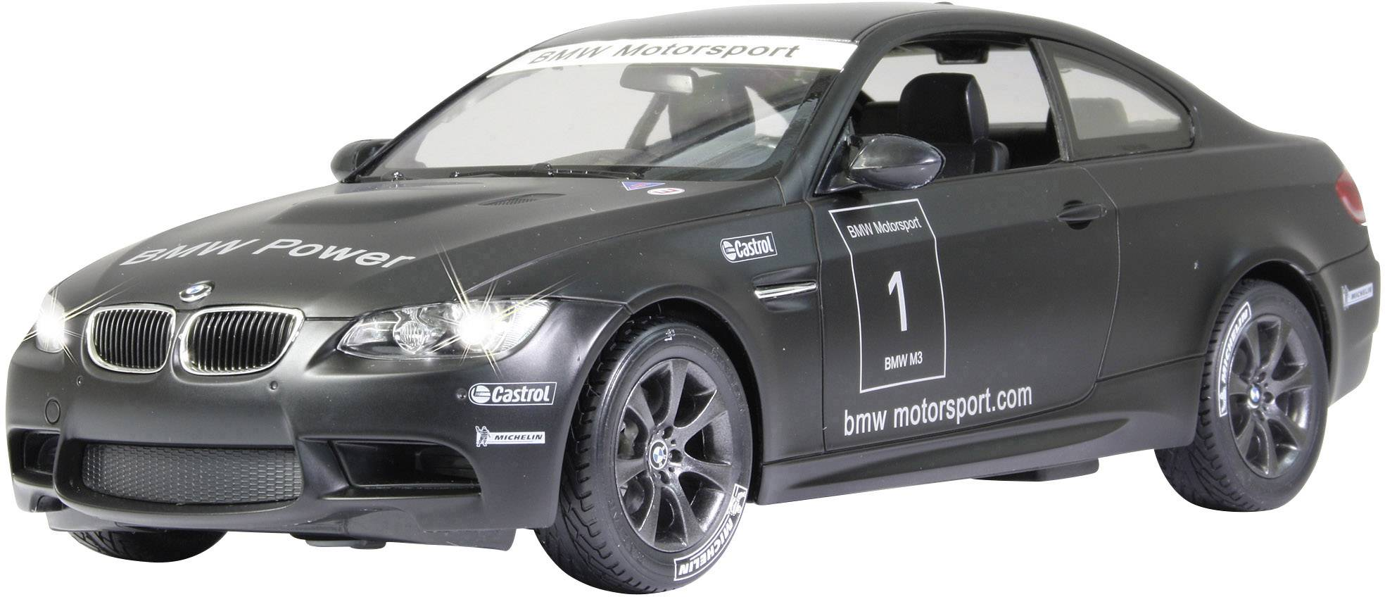 RC model auta cestný model Jamara BMW M3 Sport 403071, 1:14