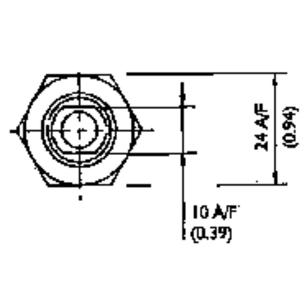 Hladinový spínač TE Connectivity Sensor EVS722-51, 250 V