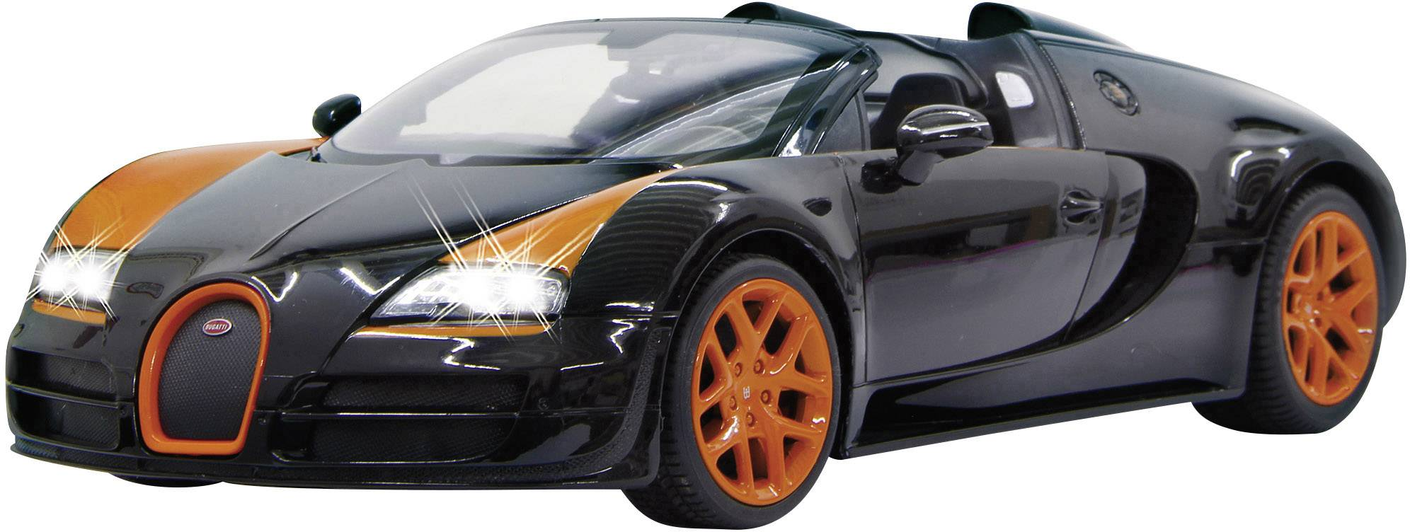 RC model auta cestný model Jamara Bugatti Grand Sport Vitesse 404548, 1:14