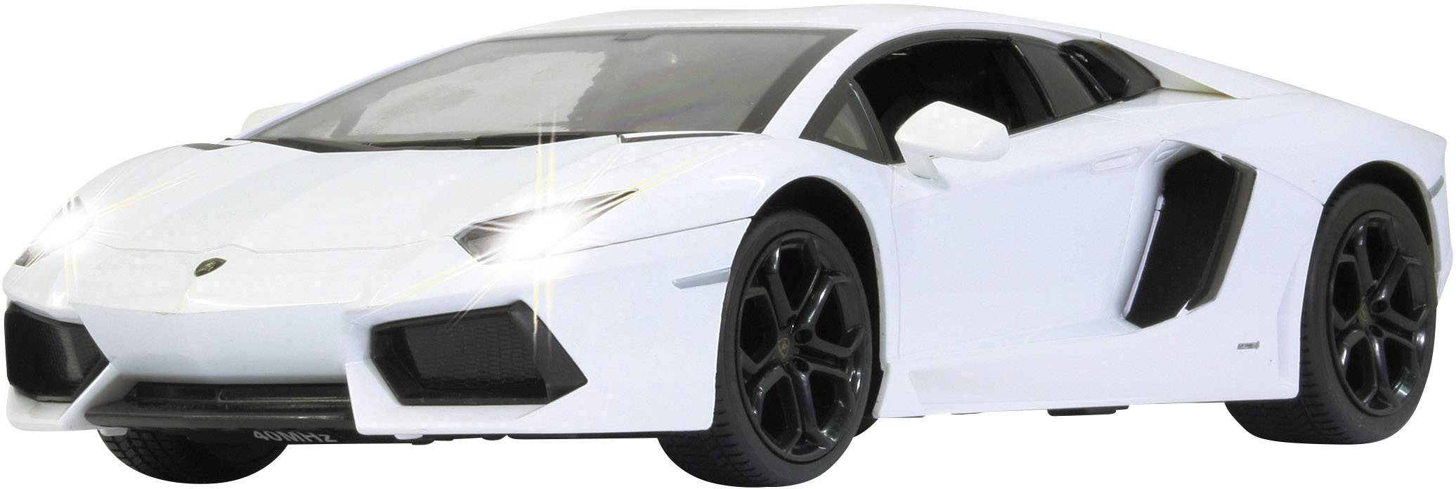RC model auta cestný model Jamara Lamborghini Aventador 404316, 1:14
