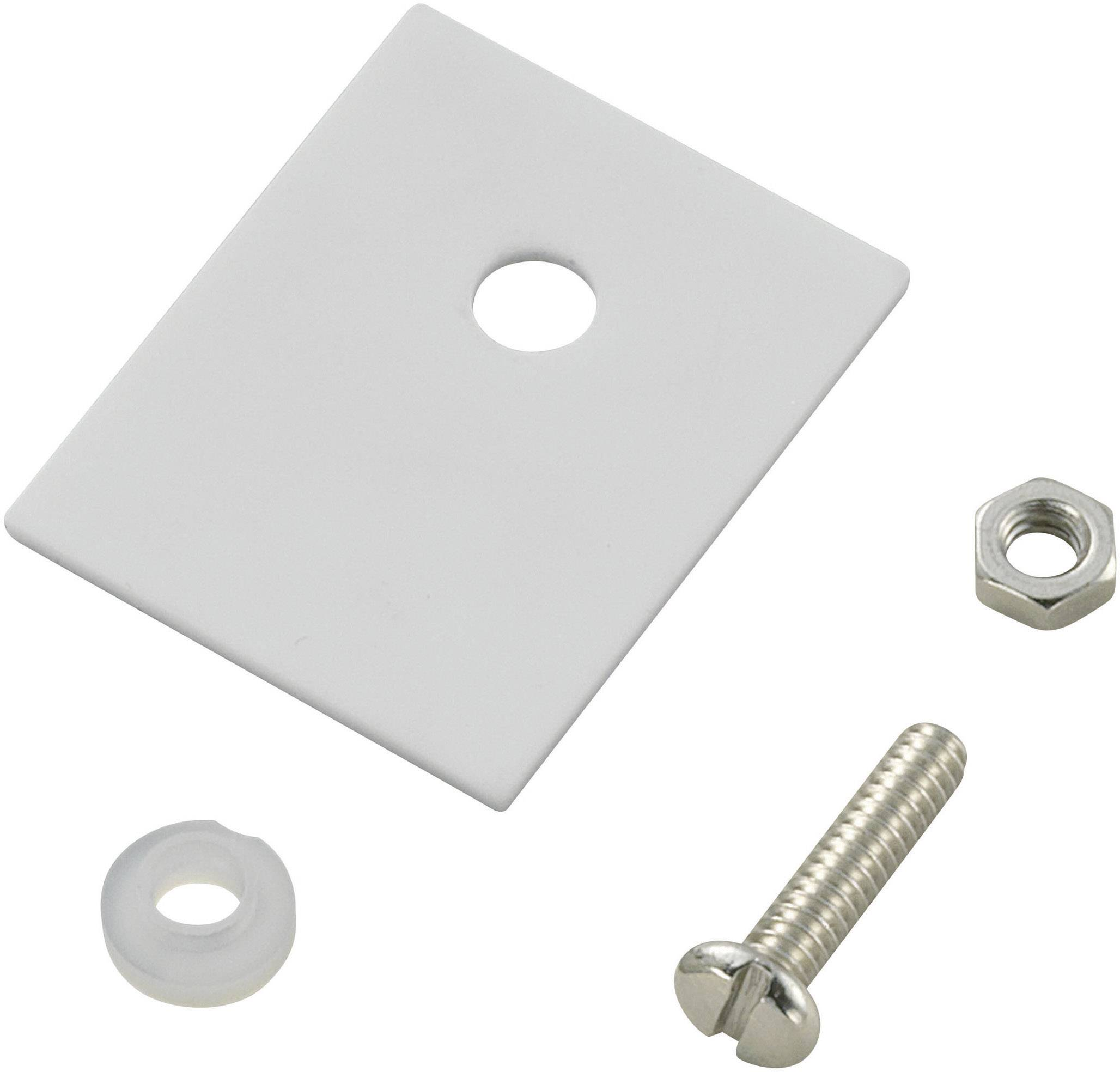 Sada montážneho materiálu pre polovodiče SCI A18-9E, (d x š) 22.3 mm x 15.2 mm, vhodné pro TO-247, 1 sada