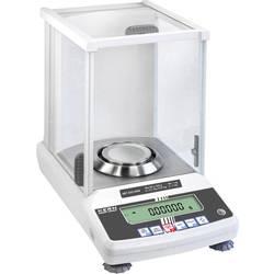 Analyzační váha Kern ABT 120-5DNM, rozlišení 0.00001 g, 0.0001 g, max. váživost 120 g