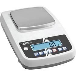 Přesná váha Kern EWJ 6000-1SM, rozlišení 0.1 g, max. váživost 6 kg
