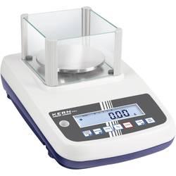 Přesná váha Kern EWJ 600-2M, rozlišení 0.01 g, max. váživost 600 g