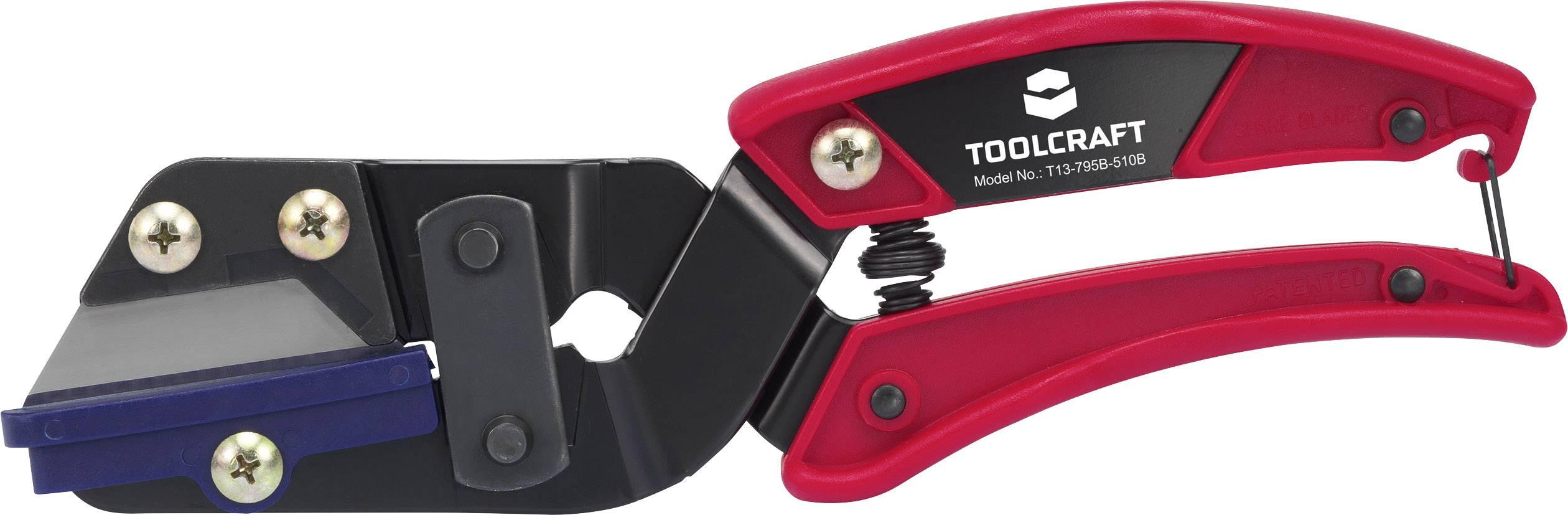 Nůžky na kabelové lišty a kanály TOOLCRAFT 1553062, 245 mm
