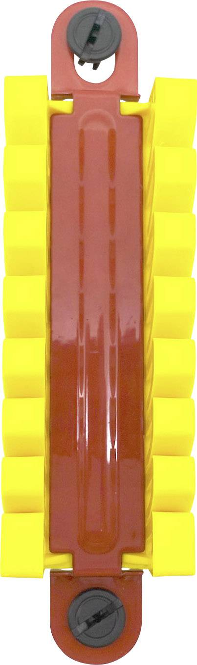 Držák klíčů 1553639 s upevněním na děrovanou stěnu