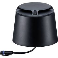 Osvětlovací systém Plug&Shine LED nástavbové svítidlo na zem Paulmann 93917 antracitová 24 V