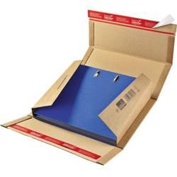 Colompac krabice na odesílání pořadačů 1554021 Vlnitá lepenka DIN A4 hnědá