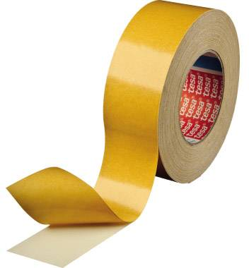 Oboustranná lepicí páska tesa fix® 4964 50 mm 04964-00076, (d x š) 50 m x 50 mm, bílá, 1 role