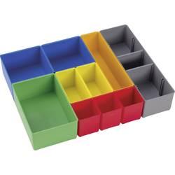 Sortimo Boxy i-Boxx H3 600.001.0088 rozměry: (d x š x v) 367 x 316 x 64 mm