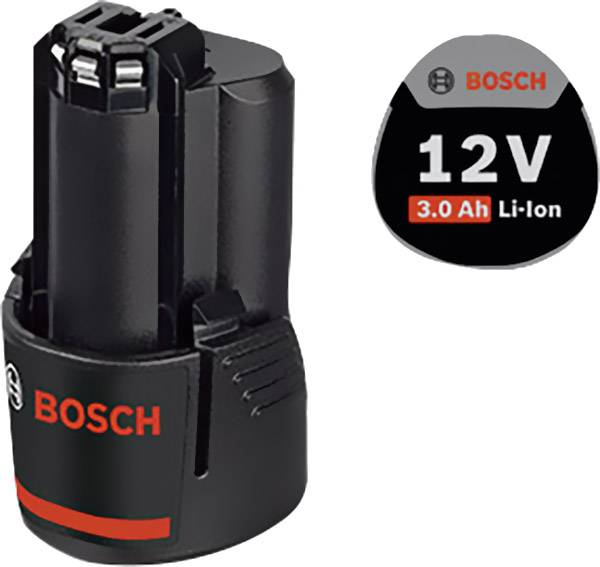 Náhradný akumulátor pre elektrické náradie, Bosch Professional GBA 1600A00X79, 12 V, 3 Ah, Li-Ion akumulátor