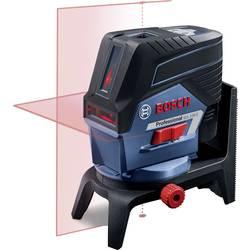 Samonivelační, vč. tašky bodový a čárový laser Bosch Professional GCL2-50 C+RM 2, dosah (max.): 20 m, Kalibrováno dle: bez certifikátu
