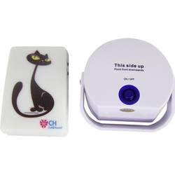 Cat & Hound Cat doorbell, 1555328, domovní zvonek pro kočky a psy, bílá 1 ks