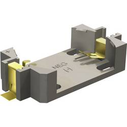 Držák knoflíkových baterií 1 CR 2450 horizontální , povrchová montáž SMD (d x š x v) 36.41 x 16 x 7.47 mm Keystone 1052