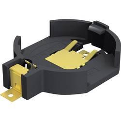 Držák knoflíkových baterií 1 CR 2032 horizontální , povrchová montáž SMD (d x š x v) 28.38 x 20 x 5.97 mm Keystone 1070