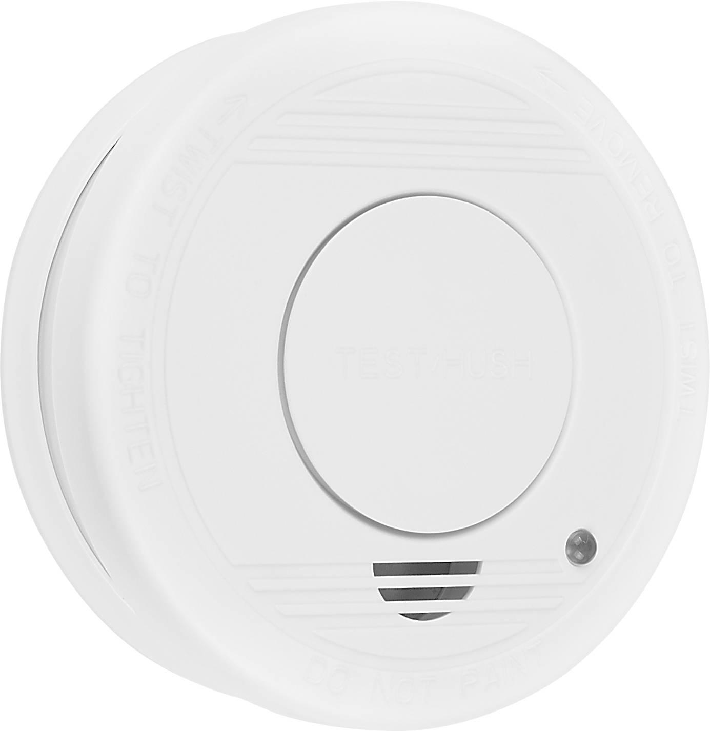 Detektor kouře Smartwares RM250 10.044.62, na baterii