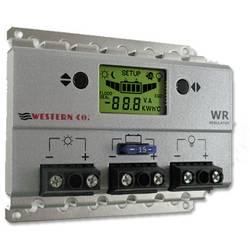 Solárny regulátor nabíjania Western Co. WR 30 11608, 30 A, 12 V, 24 V