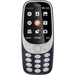 Nokia 3310 mobilní telefon Dual SIM modrá
