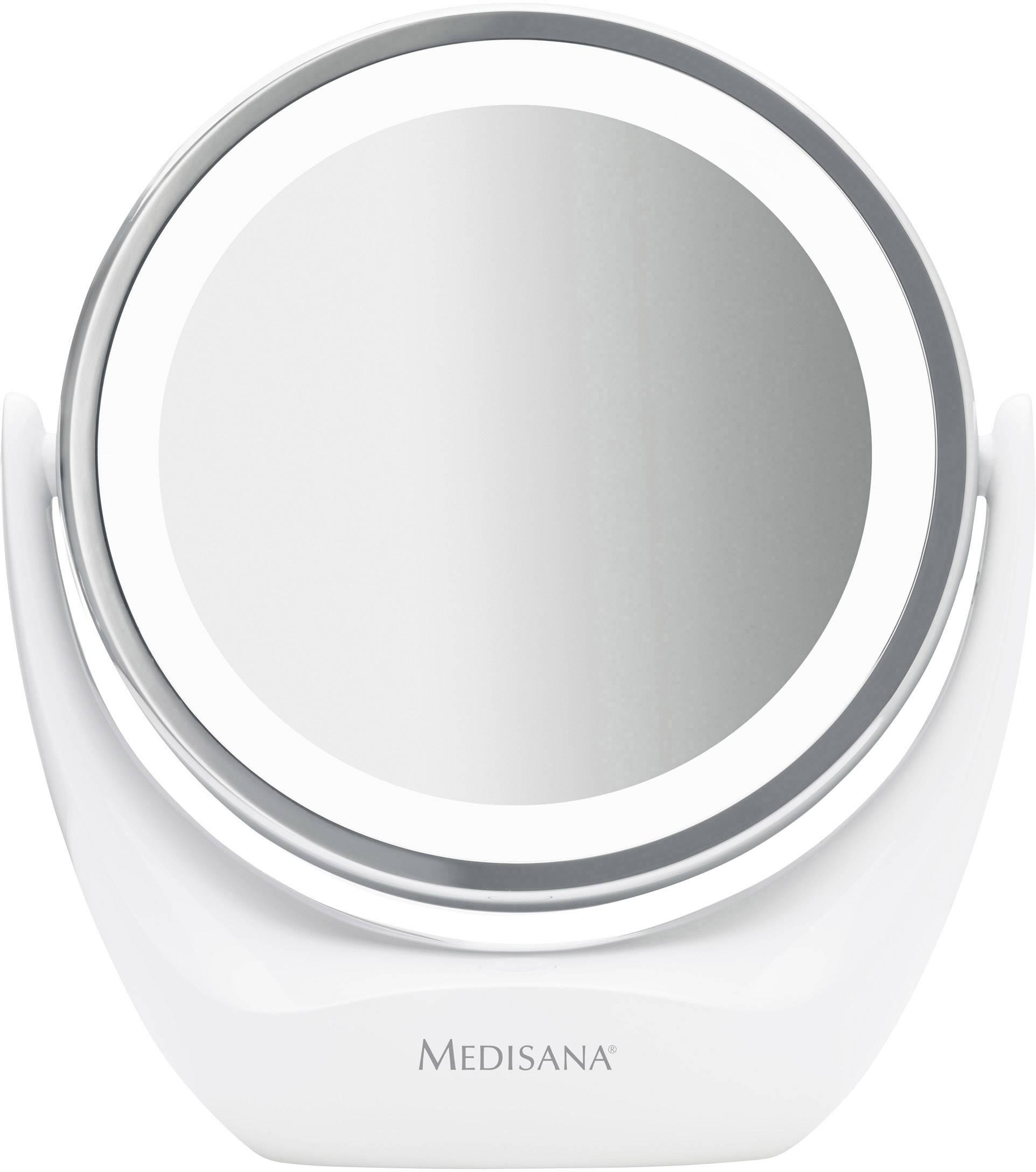 Kozmetické zrkadlo s LED podsvietením Medisana CM 835