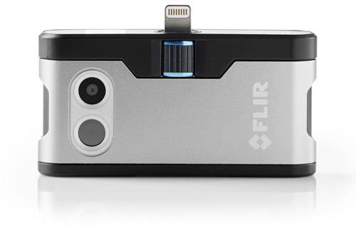 Termokamera FLIR ONE iOS 435-0004-03-SP, 80 x 60 pix