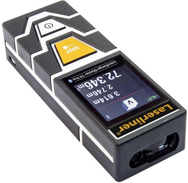 Laserový měřič vzdálenosti Laserliner LaserRange-Master T4 Pro 080.850A, Rozsah měření (max.) 40 m