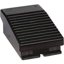 Nožní/ruční tlačítko Schneider Electric XPEA110, 1 spínací kontakt, 1 rozpínací kontakt, IP66, 1 ks