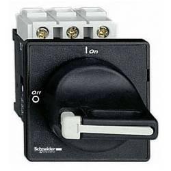 Odpínač zablokovateľný Schneider Electric VBF01 260605, 20 A, 1 ks