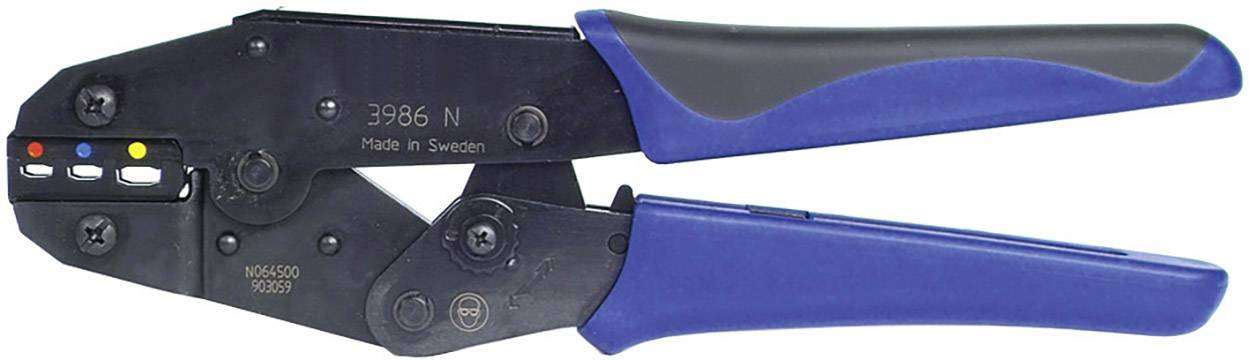 Krimpovací kleště izolované krimpovací spojky Vogt Verbindungstechnik 3986n 3986n, 0.50 až 6 mm²