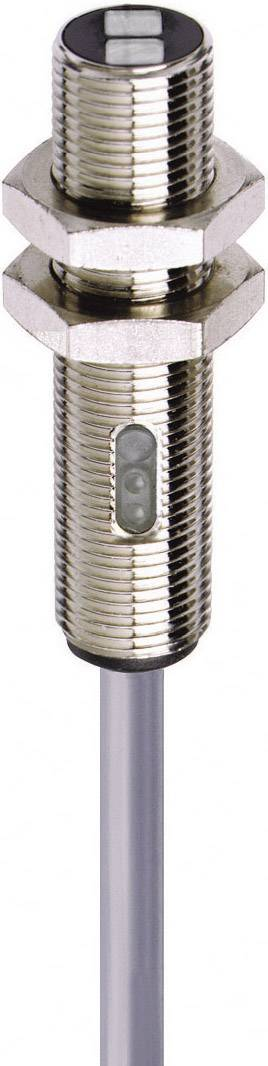 Reflexní závora série M12 Contrinex LRK-1120-304, kabel 2 m, dosah 1,5 m