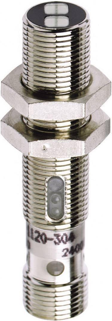 Reflexní závora série M12 Contrinex LRS-1120-304, konektor M12, dosah 1,5 m