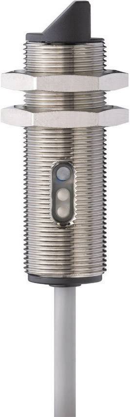 Reflexní optická závora série M18 Contrinex LRK-1180W-304, kabel 2 m, dosah 2 m