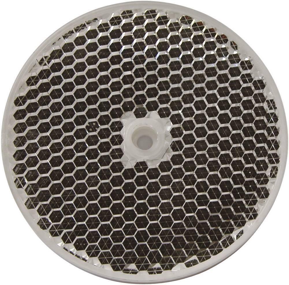 Reflexní odrazka pro světelnou závoru Contrinex LXR-0000-084, 622 000 005, Ø 84 mm