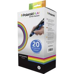 Sada vláken Polaroid Play 3D-FP-PL-2500-00 pro 3D pero Polaroid, PLA plast, 1.75 mm, 300 g