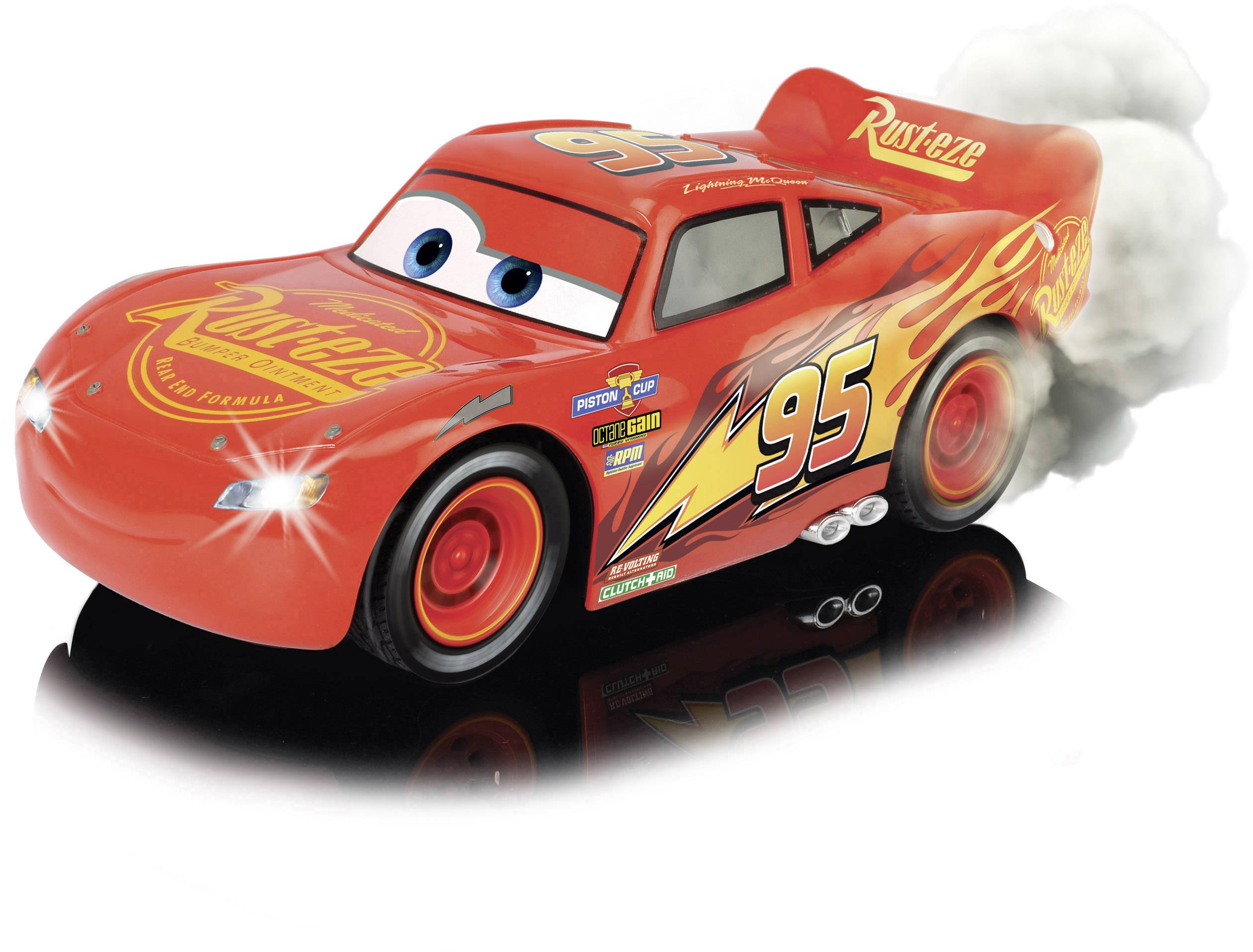 RC silniční model Auta 3 Dickie Toys RC Ultimate Lightning McQueen 203086005