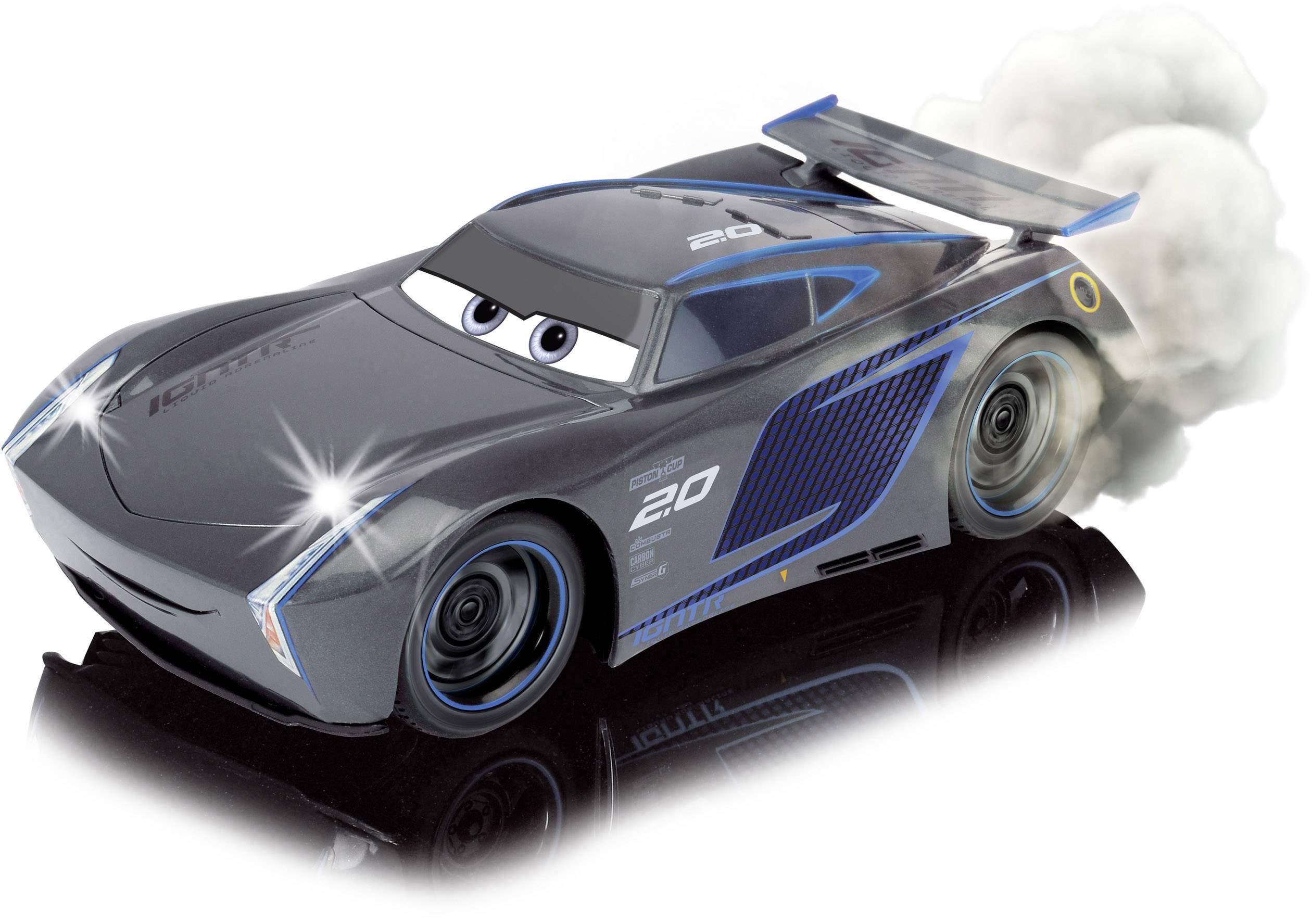 RC silniční model Auta 3 Dickie Toys RC Ultimate Jackson Strom 203086007