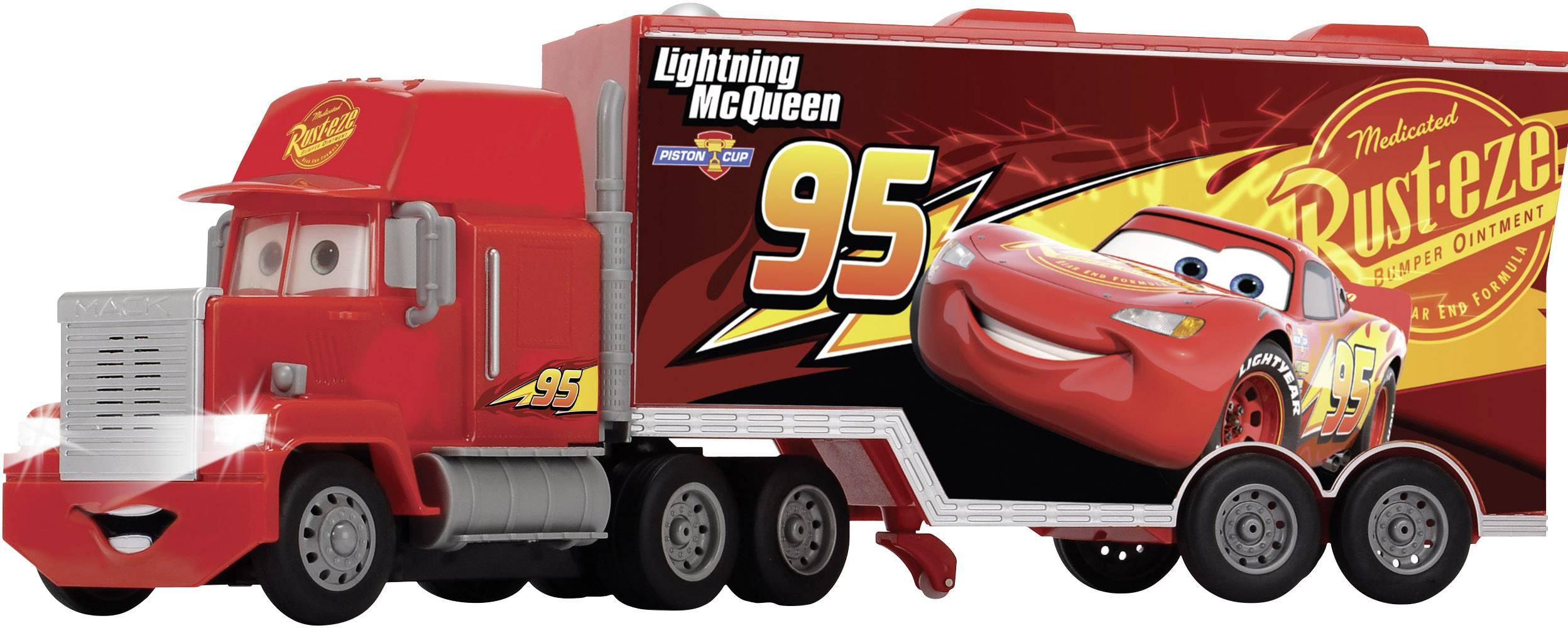 RC kamion Auta 3 Dickie Toys RC Cars 3 Trubo Mack Truck 203089025