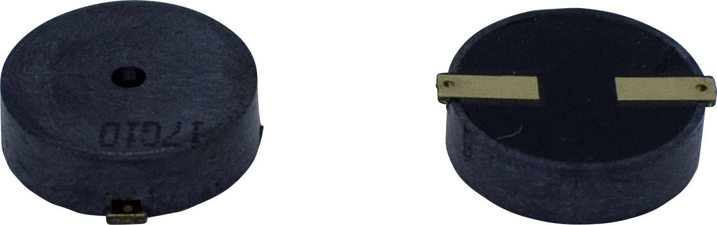 Miniaturní reproduktor Cre-sound LPT1030AS-HL-05-5.2-10-R-1, 5 V, 75 dB, nepřerušovaný tón, 1 ks