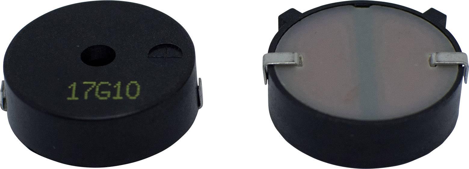 Vysílač signálu SMD Cre-sound LPT2270AS-HS-12-4.0-19-R-1, 12 V, 95 dB, nepřerušovaný tón, 1 ks