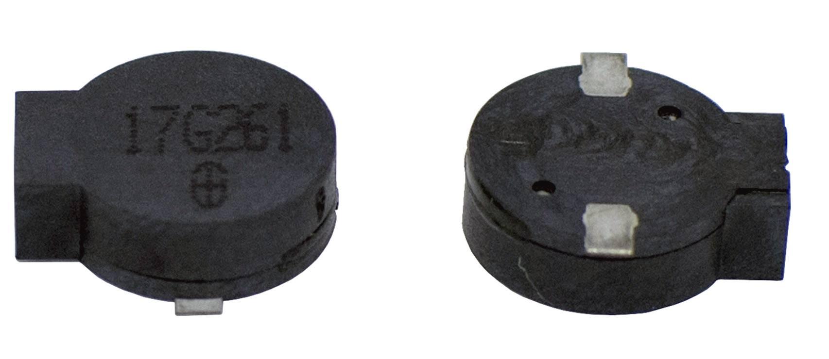 Vysílač signálu SMD Cre-sound LET9032ES-03L-2.7-16-R-1, 3 V, 92 dB, nepřerušovaný tón, 1 ks