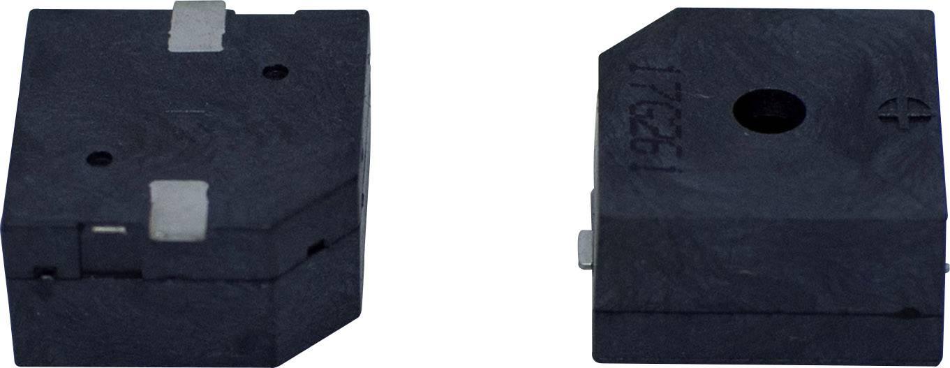Vysílač signálu SMD Cre-sound LET1370FS-05L-2.4-47-R-1, 5 V, 90 dB, nepřerušovaný tón, 1 ks