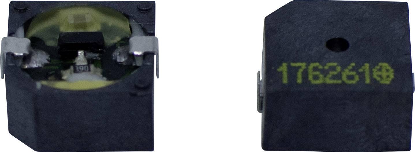 Vysílač signálu SMD Cre-sound LEB9650BS-05L-2.7-R-1, 5 V, 83 dB, nepřerušovaný tón, 1 ks