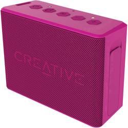 Bluetooth® reproduktor Creative Muvo 2c AUX, hlasitý odposluch, SD, odolná/ý striekajúcej vode, ružová