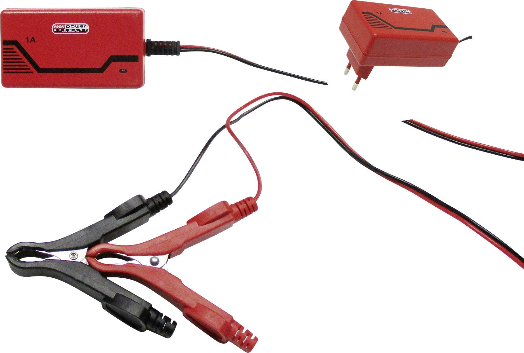 Nabíjačka autobatérie Profi Power 2913906, 6 V, 12 V, 1 A, 1 A
